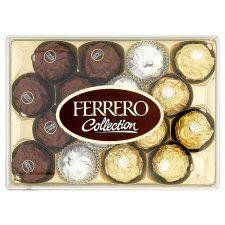 Ferrero Collection X 16 168G - http://handygrocery.org/grocery-gourmet-food/candy-chocolate/ferrero-collection-x-16-168g-de/