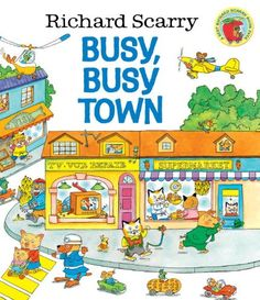 Richard Scarry's Busy, Busy Town by Richard Scarry,http://www.amazon.com/dp/0307168034/ref=cm_sw_r_pi_dp_qgJusb0P0VMFZ25M