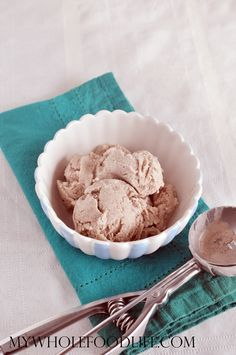 Coconut Chai Ice Cream