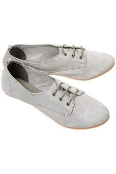MICE suede lace up shoes