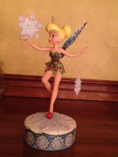 Jim Shore... Tinkerbelle - one of my favorite Disney characters.