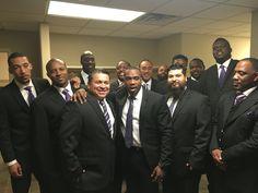 New crowned members. Looking good fellas.   #kingsummit16