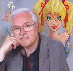 Creator/Artist of Mandy.  Artist for Marvel, Disney, Playboy.