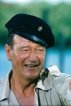 Still of John Wayne in Donovan's Reef (1963)
