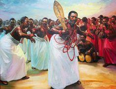 Artworks of Okwoju El Dragg (Nigeria) - Hyacinth's site