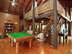 A stunning pole framed timber house offering private and secluded accommodation for up to 6 guests right in the heart of the Daintree Rainforest, and only 600 metres from the picturesque Cow Bay Beach...  http://www.homeaway.com.au/holiday-rental/p404481756 #homeawayau #australia