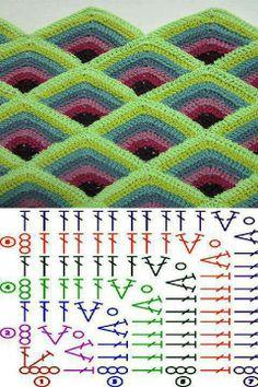 Cool Crochet pattern! :o)