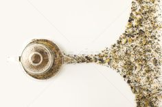 herbal tea in glass teapot stock photo (c) LightFieldStudios (#8742564) | Stockfresh