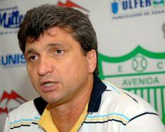 ONZE!FUTEBOL: Gilmar Iser no futebol catarinense!