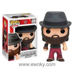 16 To Collect-Pack de 1 Macho Man /& plus FUNKO WWE Pinte Size Heroes Undertaker