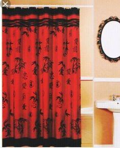 Mediterranean town Street Waterproof Fabric Shower Curtain /& Bath Mat 71*71inch