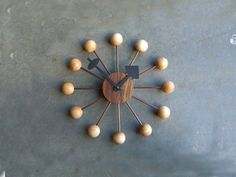 Ball Clock — DIY How-to from Make: Projects