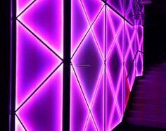 Zdjęcie: Nowoczesne oświetlenie ścian LED