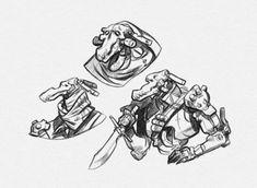 Laro's Art Box: Wraith