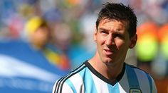 Lionel Messi, de Argentina, durante el partido entre su selección y la de Suiza, en el Arena Corinthians de San Pablo, Brasil, por octavos de final de la Copa del Mundo, el 1 de julio de 2014. Foto: Ronald Martinez/Getty Images.