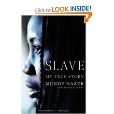 Slave- this book will change your life!