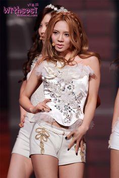 Dancing Queen Hyoyeon ♥