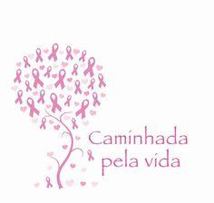 25/10 ♥ Outubro Rosa ♥ IV Caminhada Pela Vida ♥ RJ ♥…