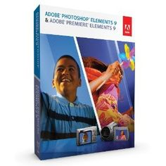 Adobe Photoshop & Premiere Elements 9 (Win/Mac) [OLD VERSION]