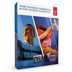 Adobe Photoshop & Premiere Elements 9 (Win/Mac) [OLD VERSION]