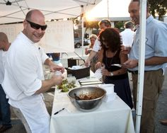 Foodies take epicurean adventure with 'Taste of Vero' -  w/photos #VeroBeach