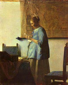 Johannes Vermeer, 00003987-Z