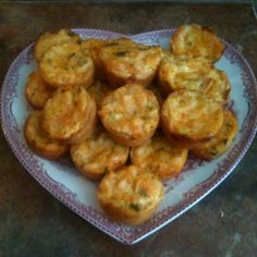 Shrimp Puff recipe from Guy Fieri. They are delicious and a quick and easy appetizer!