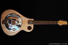 Julien Regnier Newphonic made in Nerac, France