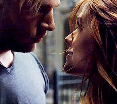 Jace and Clary in episode 2x12 #Clace #Shadowhunters ♡