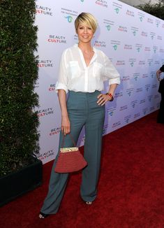"""Jenna Elfman Photos: Opening Night Of """"Beauty Culture"""" At The Annenberg Space For Photography - Red Carpet"""