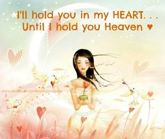 Hold You In My Heart