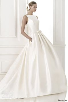 Pronovias 2015 Pre-Collection Wedding Dresses | Pinkous