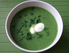 Fennel and spinach soup - CookTogether