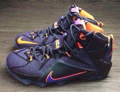 "Nike LeBron 12 ""Instinct"""