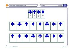 Estimular la atención 8 Bar Chart, Periodic Table, Diagram, Learning Disabilities, Special Education, Adhd, Occupational Therapy, Periodic Table Chart, Periotic Table