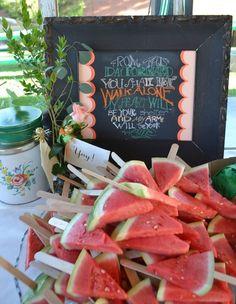 Snacks que sin duda alguna debes tener en tu boda