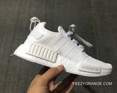 WomenMen White Mountaineering X Adidas NMD Trail PK BlackWhite Authentic SKU:293058 215