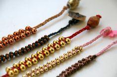 vida*nullvier: DIY Armbänder mit Liebe gemacht