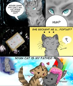 Oh my gosh!!!! THIS is why I love Jayfeather so much!!!! THIS RIGHT HERE