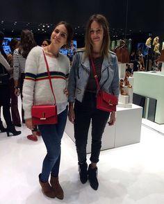 @jusverner @anakurc looking so cool  #schutzid #schutzfall2016 #schutzhandbags