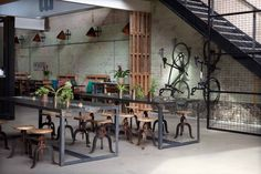 Warehouse Home interior design magazine and shop for industrial style. Converted Warehouse, Warehouse Home, Warehouse Conversion, Interior Design Studio, Interior Design Inspiration, Industrial Furniture, Industrial Style, Loft Style, A Boutique