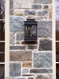 Bethesda Style ~ Lantern ~ The Banks Development Company ~ Home Builder ~  www.banksdevco.com