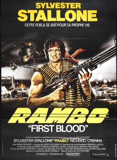 First Blood - John Rambo