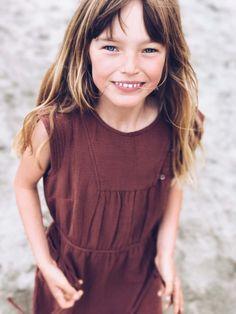 Milla in polder girl dress