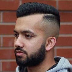 Comb Over with High Skin Fade - High Fade, Skin Fade, Fade Haircut, Mid Fade Comb Over, Comb Over Fade Haircut, Short Comb Over, Low Fade Haircut, Classic Hairstyles, Straight Hairstyles, Men's Hairstyles, High And Tight Haircut, High Skin Fade