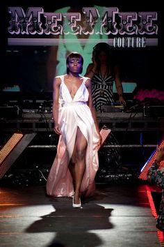 Grace dress in pale pink