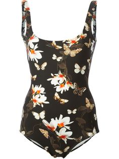 GIVENCHY floral print swimsuit  $690.00