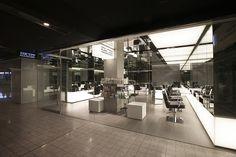 Karl Azzi Hairdressers by StudioMKZ, Sydney – Australia » Retail Design Blog