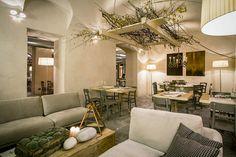 A very particular restaurant in Milan...Take note! #restaurant #milan #nordicgrill