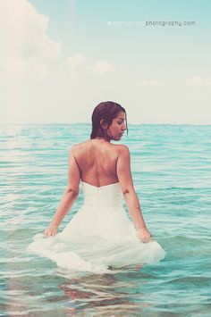 Trash the dress à Moorea (Polynésie Française) : Irina + Armand | Marc Gerard Photography - Tahiti marcgerardphotography.com